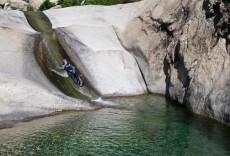 Canyoning Guide Gap Champsaur Valgaudemar