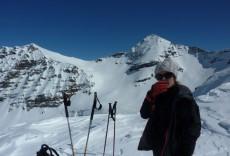 Ski de randonnée dans le haut Champsaur