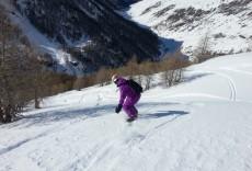 Ski hors pistes Hautes Alpes