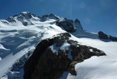 Alpinisme TRAVERSÉE DE LA MEIJE